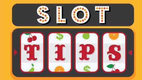 Slot Tips: The Do's & The Don'ts